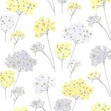 Arthouse Anya Floral Ochre 907502 Tapete