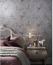 Arthouse Carmarillo Pferd Muster Silber Glitzer