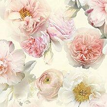 Arthouse Diamond Bloom Floral Blush 257000 Tapete