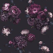 Arthouse Euphoria Floral Plum 697500 Tapete