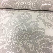 Arthouse Glisten Silver 673208 Tapete