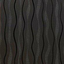 Arthouse Glitz Black 887000 Tapete