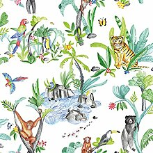 Arthouse Imagine Spaß Tapete Dschungel Mania