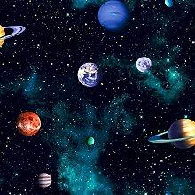 Arthouse Kosmos Raum Muster Planeten 'earth' Kinder Tapete 668100