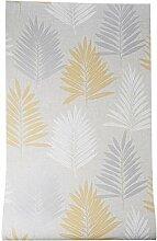 Arthouse Linen Palm Ochre/Grey 697800 Tapete