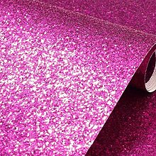 Arthouse Sequin Sparkle Hot Pink 900903 Tapete