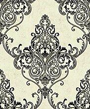Arthouse Valdina Vintage Damask Muster Tapete