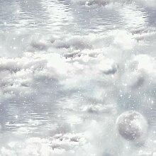 Arthouse Watery Skies Grey 692500 Tapete