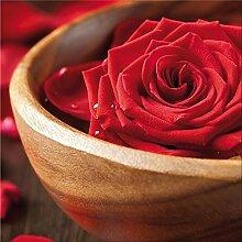 artissimo, Glasbild, 50x50cm, AG9141A, Red roses