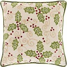 Artistic Weavers Kissen-Set, Stechpalmenbeere,