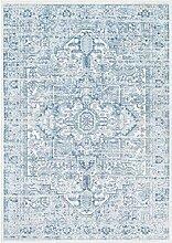 Artistic Weavers Nova Teppich, klassisch, Denim,