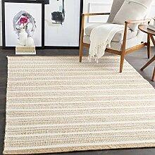 Artistic Weavers Soleil Teppich aus Naturfaser,