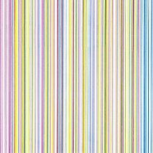 Artland Glas-Tisch mit Chrom-Fuß rund und eckig mit Motiv Mey Morgan Bunte Streifen Abstrakte Motive Muster Streifen Digitale Kunst Bun