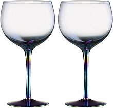 Artland Mirage Gin Glas, Mehrfarbig, 11,5x