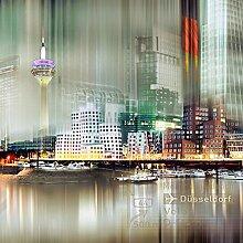 Artland Qualitätsbilder | Glasbild Wandbild Glas
