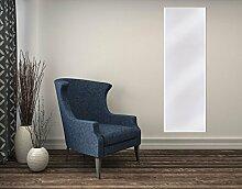 Artland Qualitätsspiegel I Wandspiegel 115 x 60 cm Spiegel 5 mm dick rahmenlos mit Aufhängevorrichtung B8JP