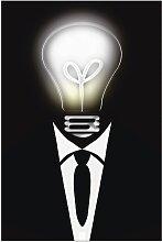 Artland Wandbild Blitzgedanke, Geräte &
