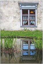 Artland Wandbild Fenster, Fenster & Türen (1