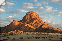 Artland Wandbild Große Spitzkoppe, Afrika, (1