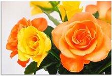 Artland Wandbild Rosenstrauß, Blumen (1 Stück)