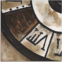 Artland Wandbild Uhr V, Geräte & Werkzeuge, (1