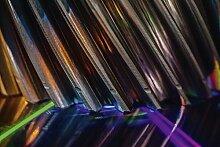 Artland Wandbilder selbstklebend aus Vliesstoff oder Vinyl-Folie Bernhard Urbanek Stirnzahnrad Technik & Wissenschaft Geräte & Werkzeuge Fotografie Bun