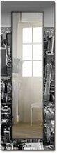 Artland Wandspiegel Luftbild von Manhattan New