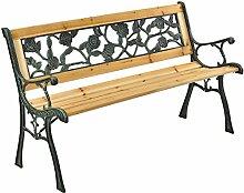 ArtLife 2-Sitzer Gartenbank Venezia aus lackiertem