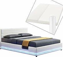 ArtLife Polsterbett Toulouse 140x200 cm – Bett