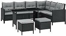 ArtLife Polyrattan Lounge Manacor | Gartenmöbel