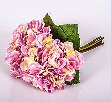 artplants.de Kleiner Hortensien Bouquet aus