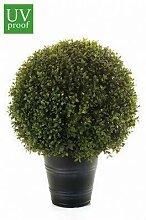 artplants.de Künstliche Buchskugel - Buchsbaum