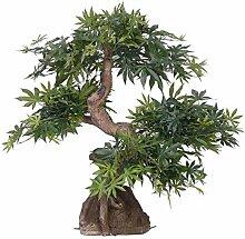 artplants.de Künstlicher Ahorn Bonsai KAMARU im