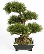 artplants.de Künstlicher Bonsai Pinie in