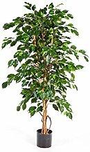 artplants.de Künstlicher Ficus Benjamini Thiago,