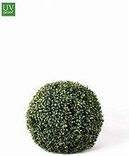 artplants.de Kunstpflanze Buchsbaumkugel Tom am