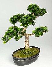 artplants.de Set 2 x Künstliche Japanische Bonsai