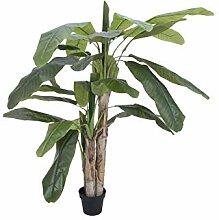 artplants.de Set 'Künstliche Bananen Palme