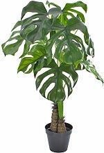 artplants Deko Monstera Deliciosa, 12 Blätter,