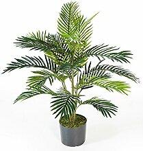 artplants - Künstliche Areca-Palme Jennica im