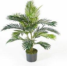 artplants Künstliche Areca-Palme Jennica im