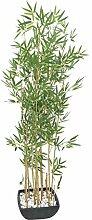 artplants - Künstlicher Bambus in Dekoschale,