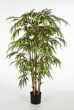 artplants Künstlicher Bambus-Strauch Hiroshi, 960