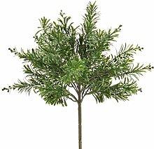 artplants - Künstlicher Crossostephium Busch mit