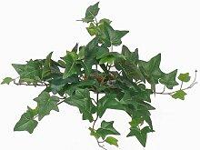 artplants Künstlicher Efeu Busch XENDER, 65