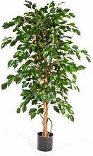 artplants - Künstlicher Ficus Benjamini Thiago,