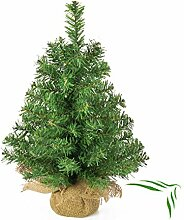 artplants Künstlicher Mini Tannenbaum Athen im