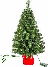 artplants Künstlicher Mini Weihnachtsbaum