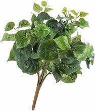 artplants - Künstlicher Philodendron Busch Jayden