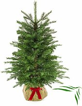 artplants Künstlicher Tannenbaum Wellington im